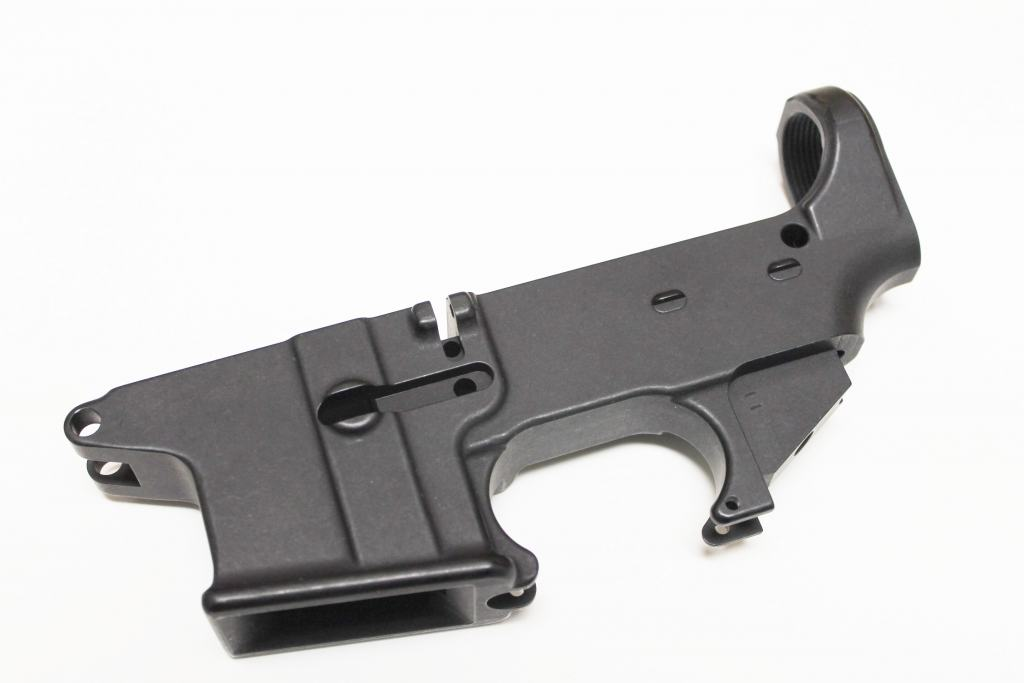 ar15 80 9mm dedicated forged lower colt mag atomic engraving