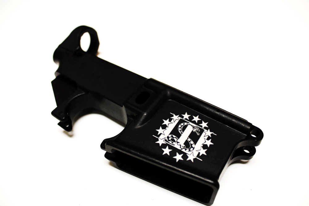 machine your own ar 15 lower