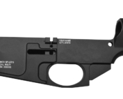 Ar15 80% Lower NFA Engraved CA Compliant